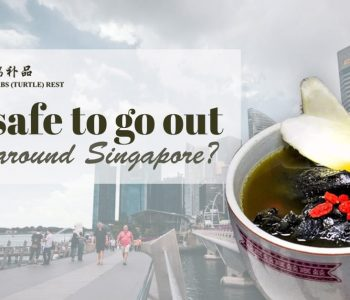 Eat Around Singapore Safety